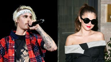 Selena Gomez Attends A Justin Bieber Concert About Her