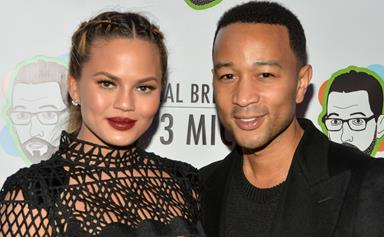 This Tweet Has People Convinced Chrissy Teigen Isn't Really Pregnant