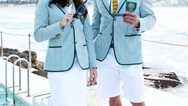 Australian Olympics Uniforms Announced