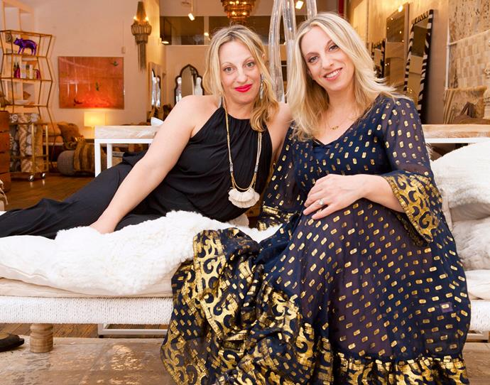 """<p> <strong>The AstroTwins </strong><p> <p> Self-confessed """"total sceptic"""" Claudia, our editorial and fashion news coordinator, had her chart read by US-based celebrity astrologers <a href=""""http://astrostyle.com/"""">The AstroTwins</a>. """"They were actually incredible – there seem to be tools, theories and method behind it, which is what I like. None of this 'I see a dark, handsome stranger in your future' BS,"""" Claudia explains. While the cool cosmic duo aren't psychic as such, they are known to make spot-on predictions based on things like planetary placement, moon phases and star alignment.  <p> <p> Photograph: Jessica Nash/Calypso St. Barth"""