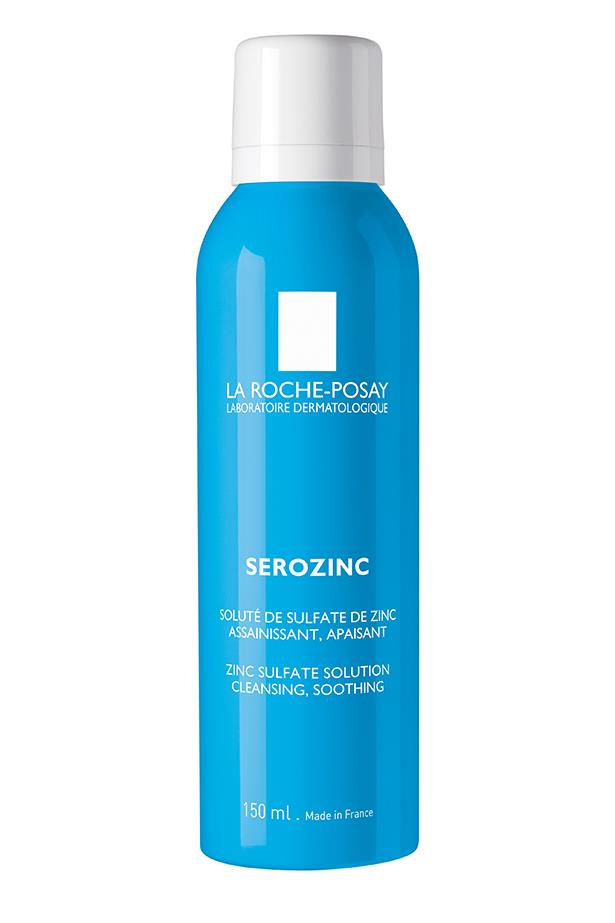 With celeb supporters such as Anne Hathaway and Cate Blanchett, it is little wonder that La Roche-Posay is a cult classic. Designed to target oily, acne-prone skin, their Serozinc mattifying mist refreshes and tones the complexion, leaving skin fresh and matte all day long. <br><br> <em>Serozinc, $23.95, La Roche-Posay, laroche-posay.com.au </em>
