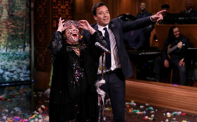 Melissa McCarthy Jimmy Fallon The Tonight Show