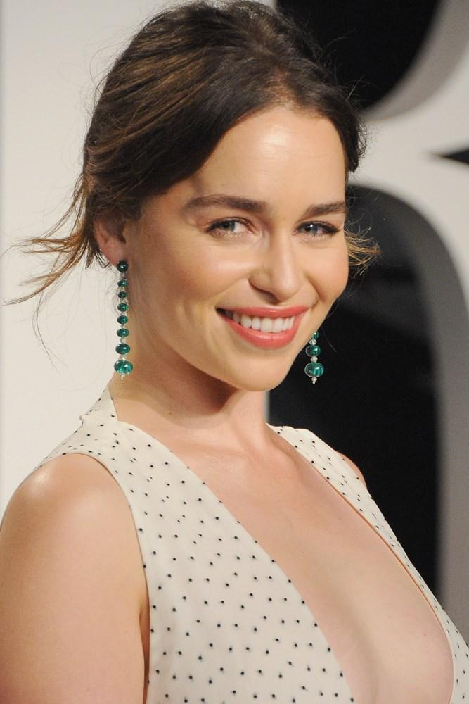 Game Of Thrones actress Emilia Clarke
