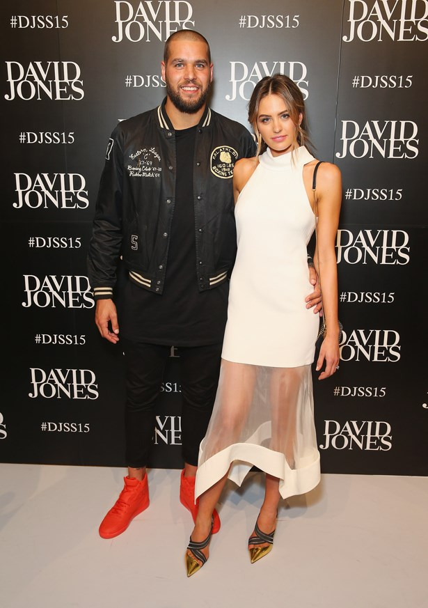 In Camilla and Marc at the David Jones Spring/Summer 2015 Launch.