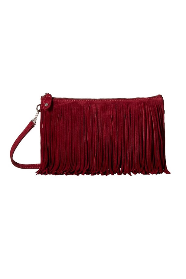 "<a href=""http://hbutler.co/en_au/mightypurse/fringe/red.html"">Fringe Purse</a>, $164.95, Mighty Purse"