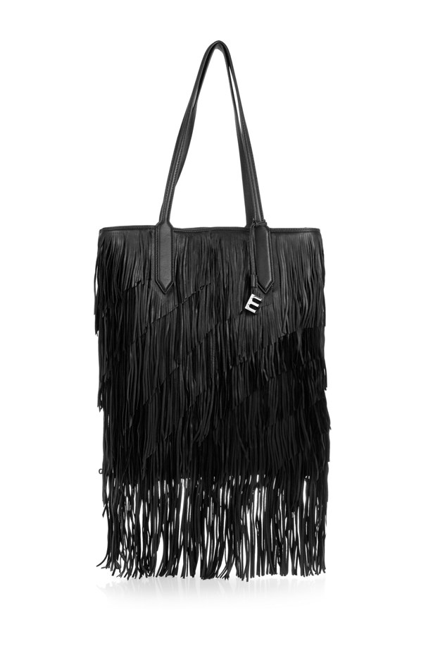 "<a href=""https://www.net-a-porter.com/au/en/product/601495/Elizabeth_and_James/scott-fringed-leather-tote"">Scott fringed leather tote, $906, Elizabeth and James at /net-a-porter.com</a>"