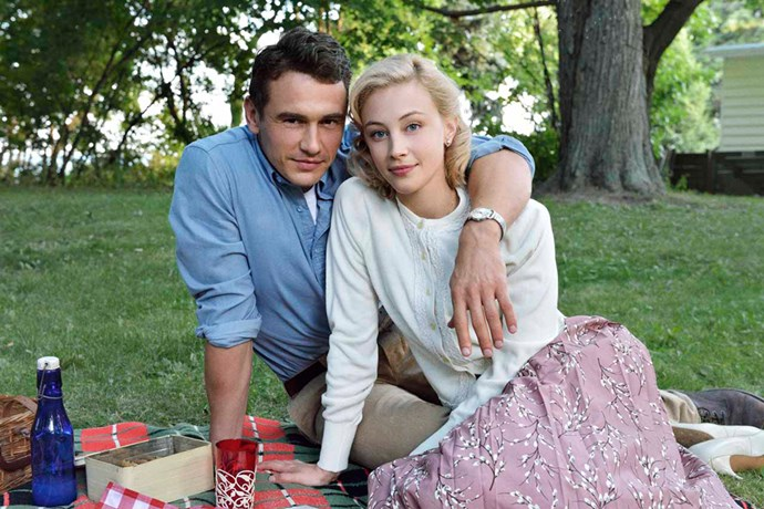 "<i><b>11.22.63</b></i><br> ""Thrilling 1950s time-travel, with some James Franco in the mix. Need I say more?"" – <em>Eden Abagi, deputy art director </em>"