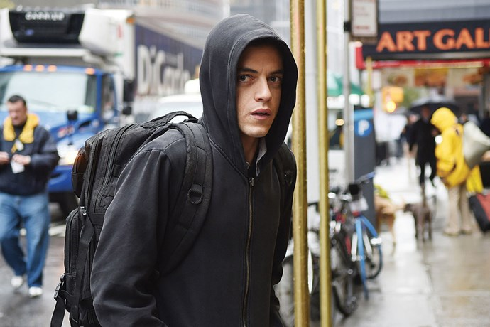 "<i><b>Mr. Robot</b></i><br> ""I am a bit late to the party on this one, but finally got the chance to start it over the weekend. It's about an anti-social IT guy/vigilante hacker who gets mixed up with an 'Anonymous' type group who want to take down corporate America. Sometimes the dialogue is a bit cliché, but trust me, it's good!"" - <em>Laura Collins, features and culture editor</em>"