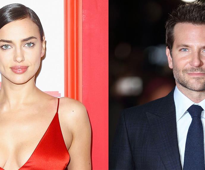Irina Shayk dates Bradley Cooper