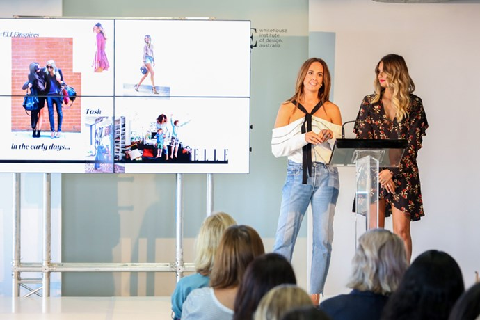Tash Sefton and Elle Ferguson talk about how they built their blogging empire.