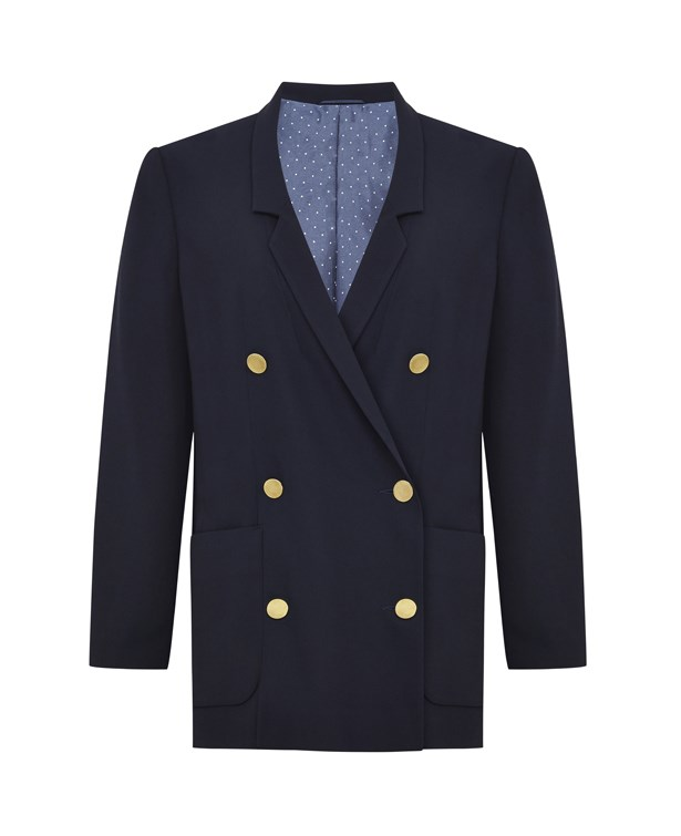 "<a href=""http://www.marksandspencerlondon.com/au/the-ada-blazer/p/P60081599.html?dwvar_P60081599_color=F0"">The Ada Blazer, AU $95.00</a>."