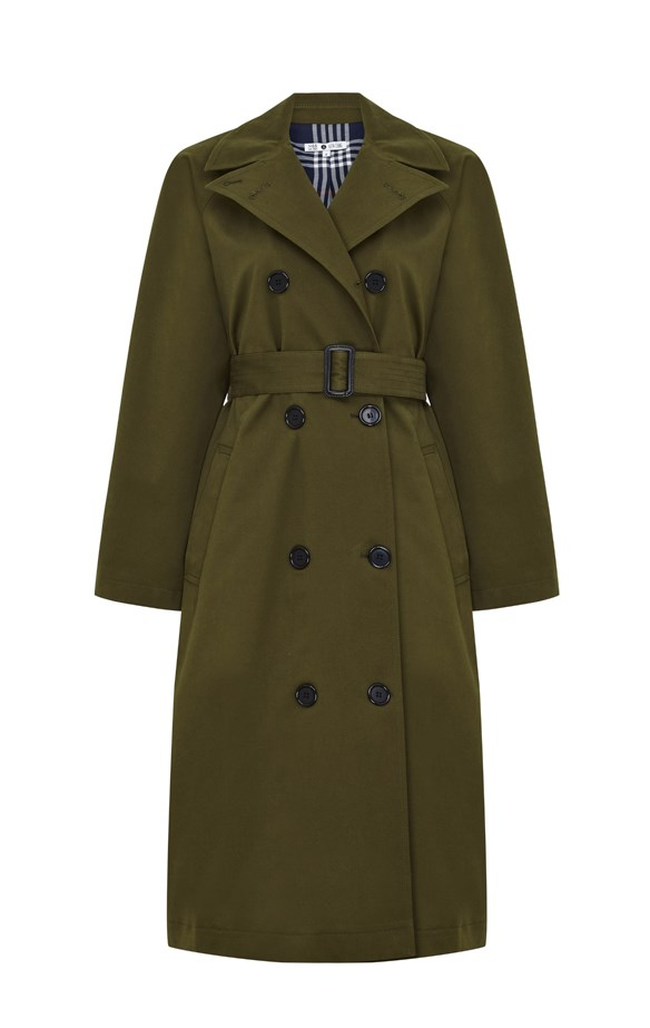 "<a href=""http://www.marksandspencerlondon.com/au/the-frances-trench/p/P60081649.html?dwvar_P60081649_color=KH"">The Frances Trench, AU $170.00</a>."