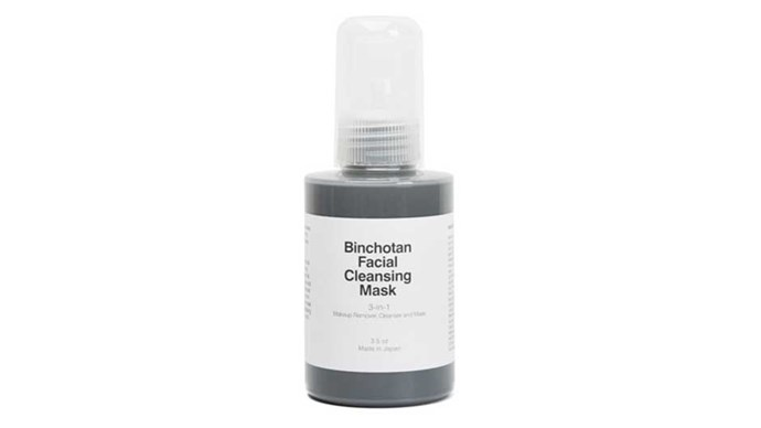 """<p> <strong>Charcoal powder</strong><p> <p> You've probably seen charcoal-infused beauty products popping up recently – that's because its super-absorbent qualities mean it's a magnet for toxins and pollutants. And while some people have been downing the stuff to detox from within, it's equally powerful when applied topically: buy it in bulk and mix it into your face mask or regular facial cleanser to draw out impurities or dab it onto your toothbrush to lighten stains and brighten teeth. (<a href=""""https://www.mychameleon.com.au/charcoal-cleansing-mask-p-3571.html?typemf=women"""">Morihata Charcoal cleansing mask</a>, $69)"""