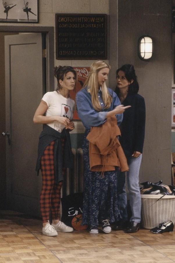 *Checks eBay for '90s plaid pants*