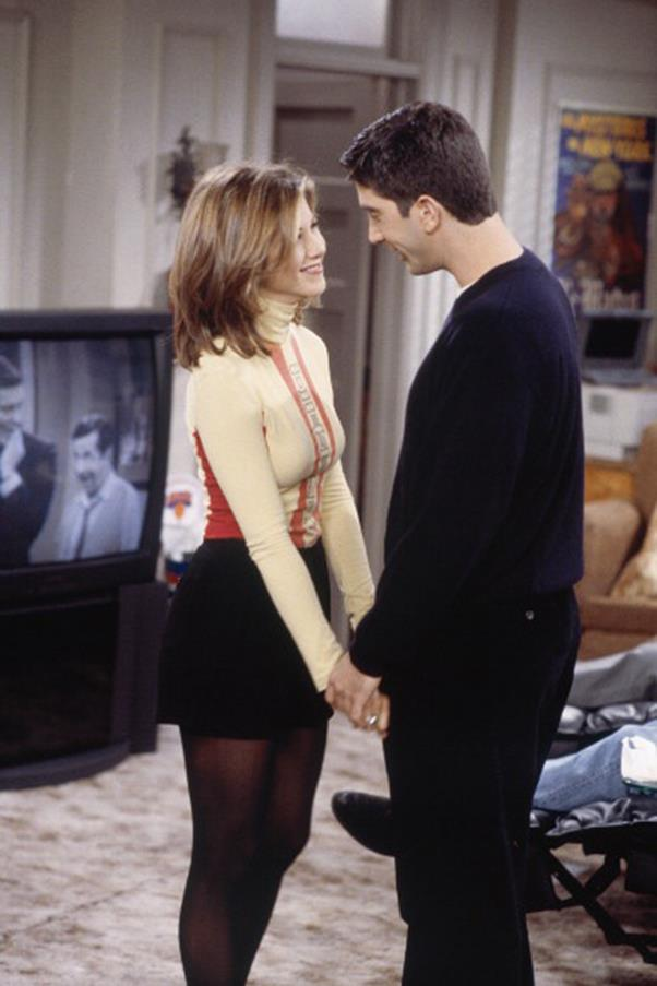 When are we going to bring the skintight sweater, mini skirt and tights combo back?
