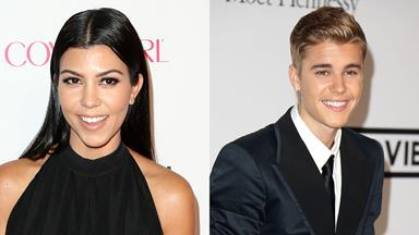 Does This Mean That Kourtney Kardashian and Justin Bieber Are Together?