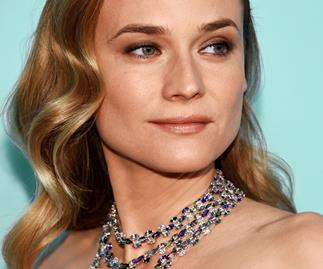 Diane Kruger Tiffany & Co. Blue Book Gala