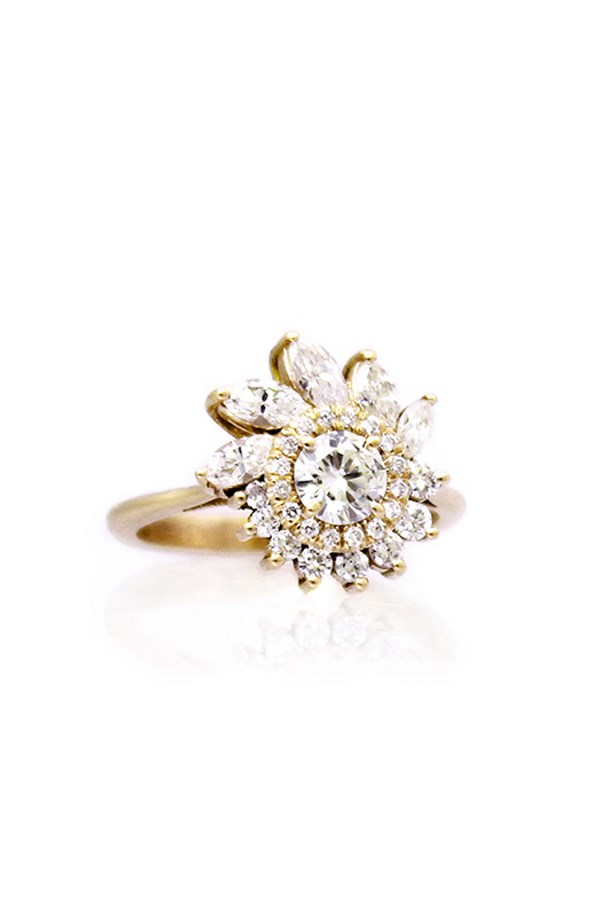 "<a href=""http://heidigibson.com/"">Heidi Gibson Leda Ring</a>, <em>price on request.</em>"