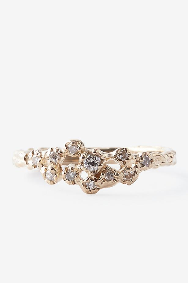 "<a href=""http://www.stevenalan.com/11-DIAMOND-CLUSTER-RING/ALL_NA_VA-11_DIA_CLUST_RING.html?dwvar_ALL__NA__VA-11__DIA__CLUST__RING_color=2381"">Steven Alan 11 Diamond Cluster Ring</a>, $1,150 AUD."