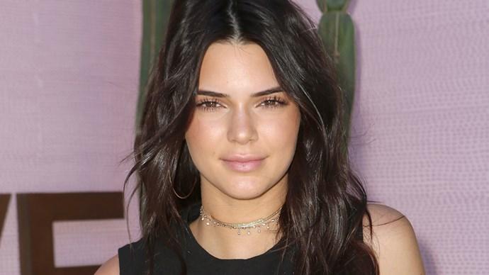 Kendall Jenner at Coachella 2016