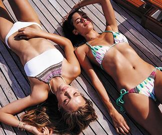 Lingerie retailed Victoria's Secret will reportedly discontinue its swimwear line in light of falling sales.