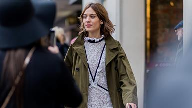 Is Alexa Chung Done With Coachella?