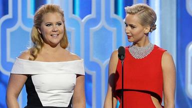 Amy Schumer Says 'Nice' Jennifer Lawrence Is Actually 'The Meanest Person She Knows'