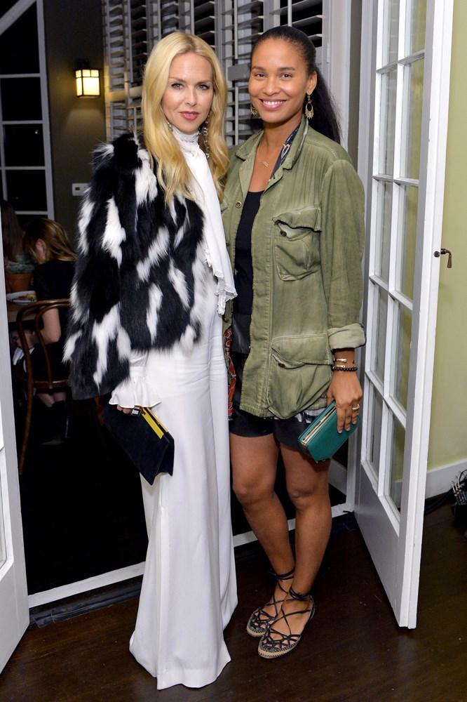 Rachel Zoe and Joy Bryant
