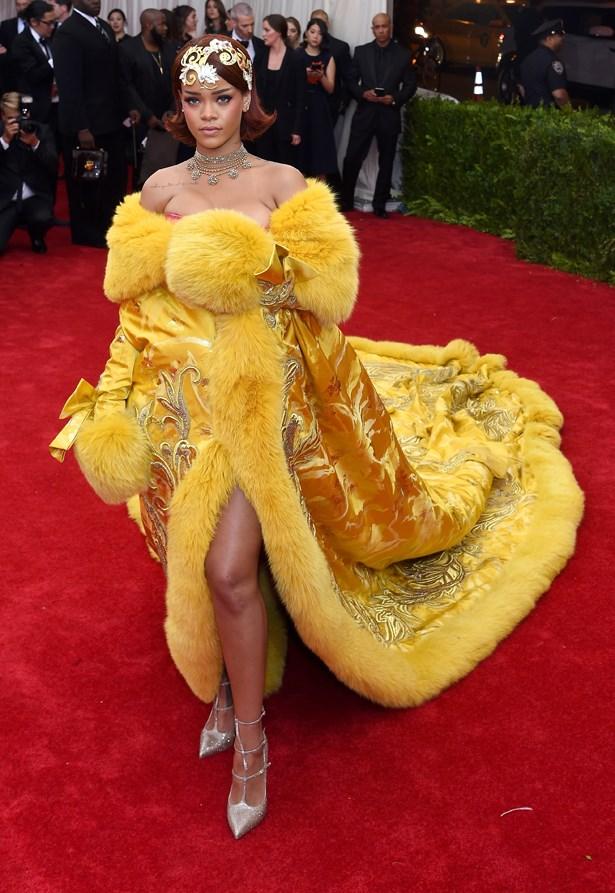 Rihanna, 2015.