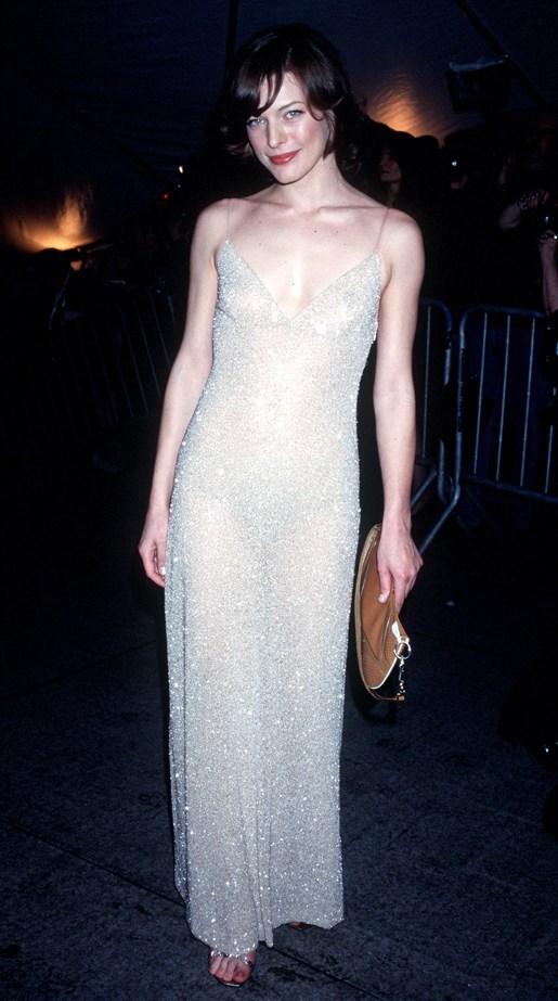 Milla Jovovich, 1999.