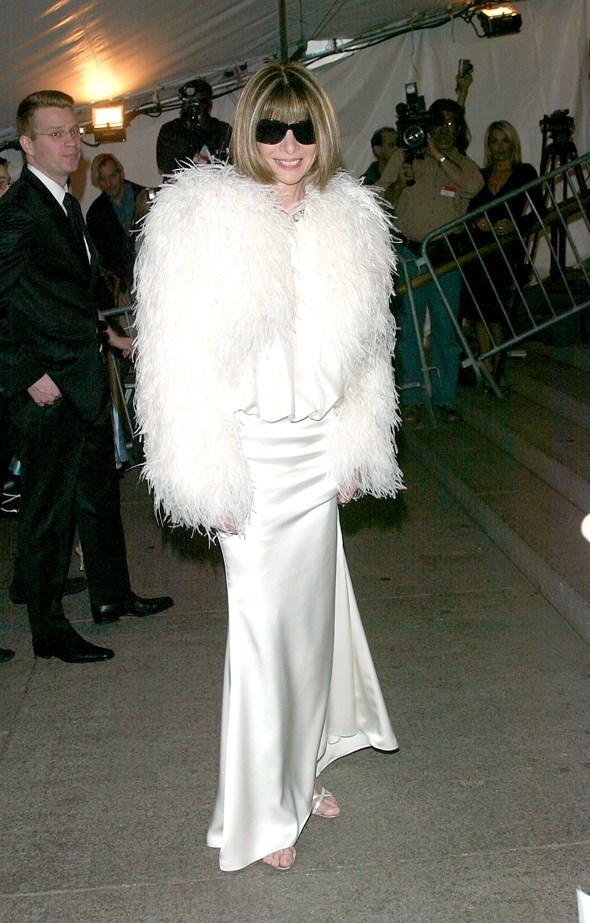 Anna Wintour, 2003.