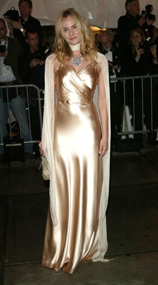 Diane Kruger, 2004.
