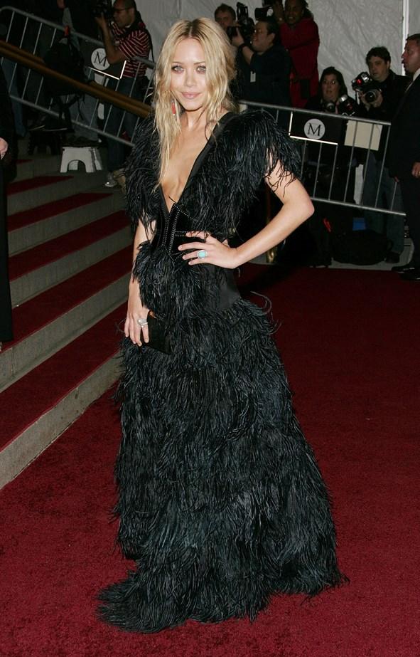 Mary-Kate Olsen, 2007.
