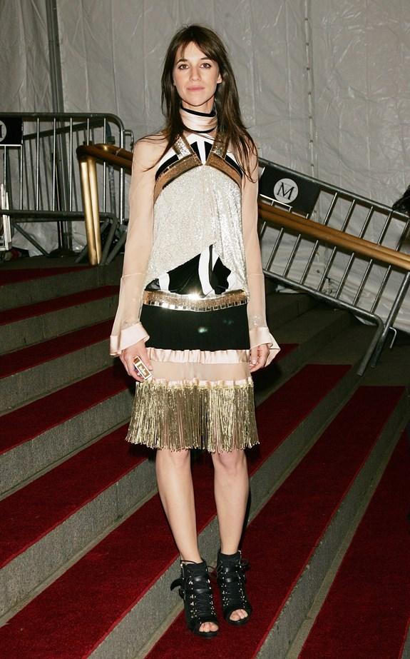Charlotte Gainsburg, 2007.