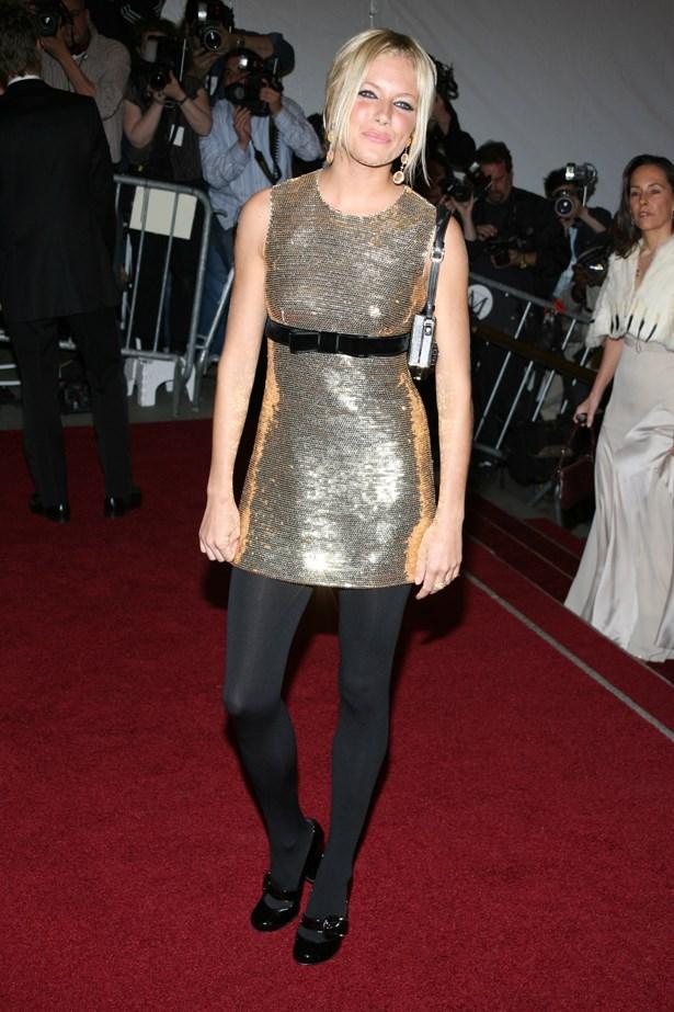 Sienna Miller, 2006.