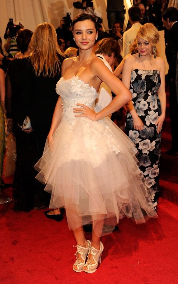 Miranda Kerr, 2011.