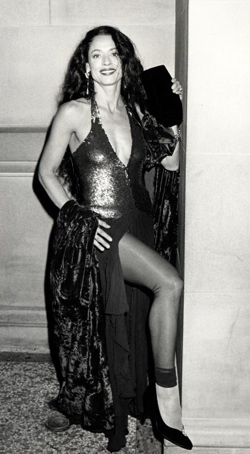 Sonia Braga, 1990.