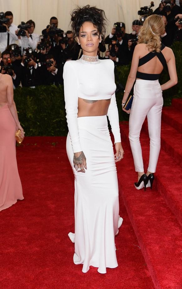 Rihanna, 2014.