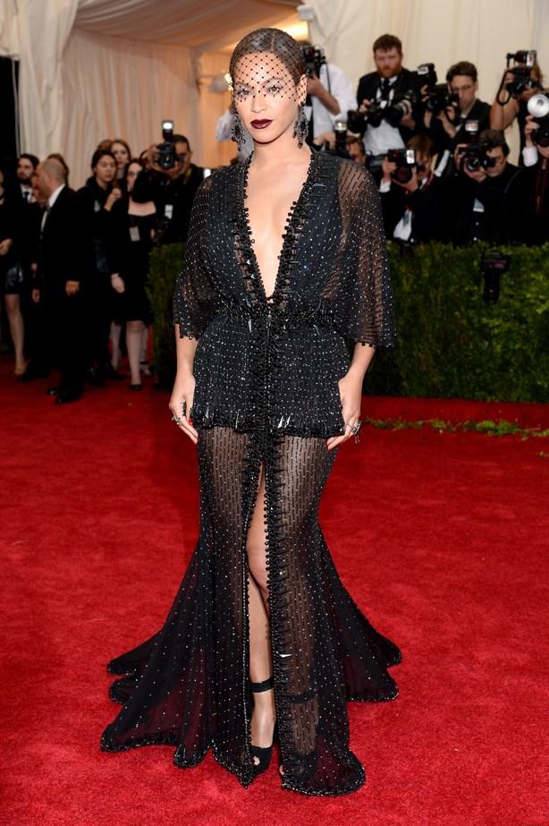 Beyoncé, 2014.