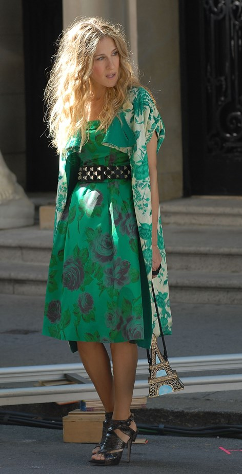Green goddess.