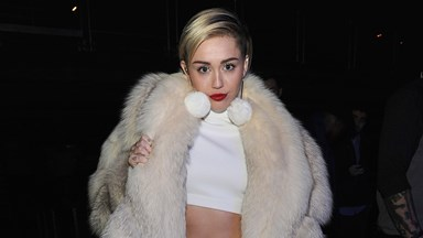 A Cautionary Tale: Miley Cyrus Accidentally Got The Wrong Tattoo