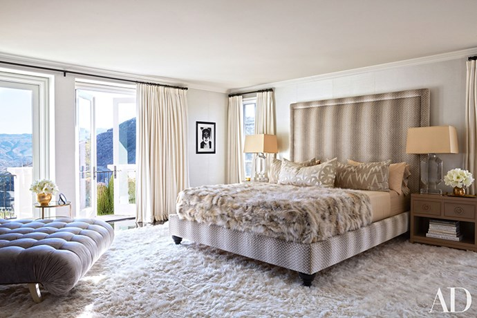"Khloe Kardashian, via <a href=""http://www.architecturaldigest.com/story/kourtney-khloe-kardashian-house-tour"">Architectural Digest</a>."