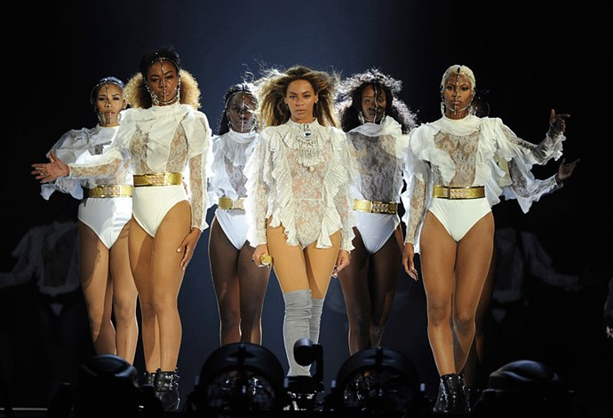 Beyonce launched her Formation World Tour last night in Miami.