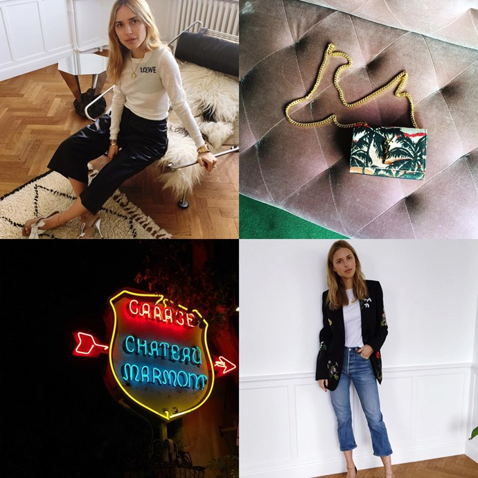 Pernille Teisbaek Instagram
