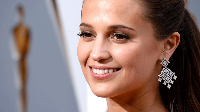 Alicia Vikander has been cast as Lara Croft in a reboot of the 'Tomb Raider' franchise.