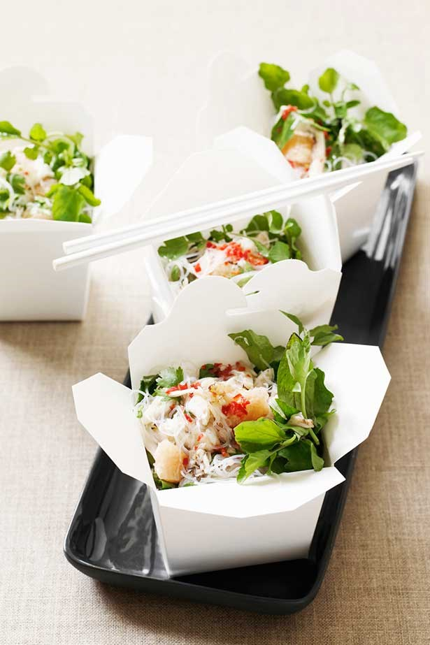 How to choose the healthiest meals from your favourite takeout menu