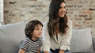 Rachel Wayman And Her Son Charlie