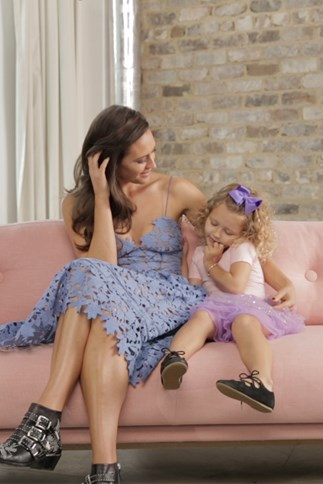 Clementine McVeigh And Her Daughter Lolita