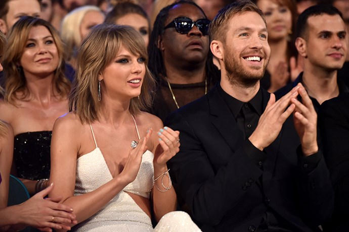 Calvin Harris Taylor Swift Working Together