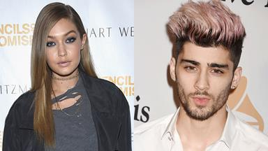 Gigi Hadid Shares Adorable Photo With Zayn Malik